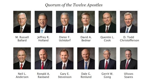 Apostles 2018