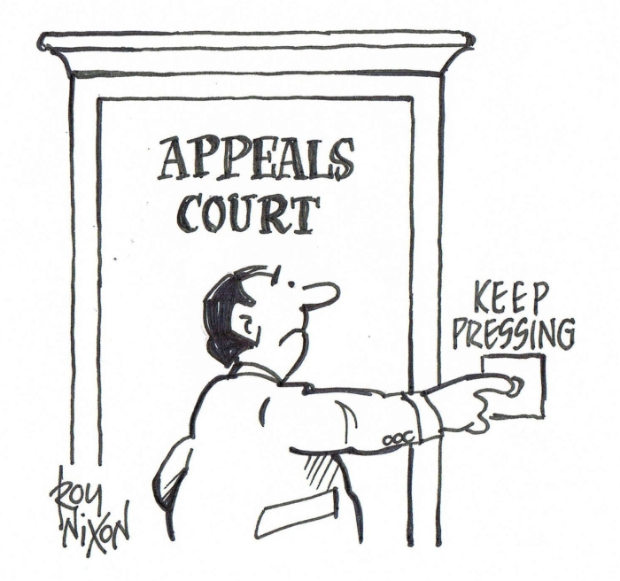 Appeal Cartoon