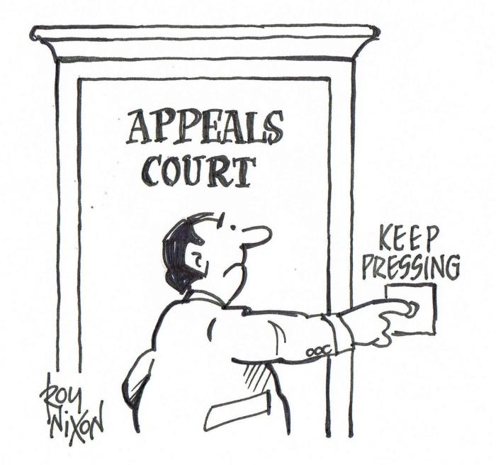Appeal Cartoon